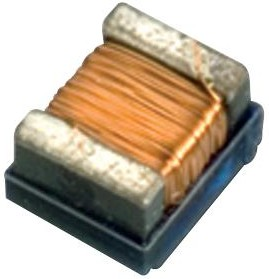 744758310A, Высокочастотный индуктор SMD, Серия WE-RFH, 1 мкГн, 370 мА, 1008 [2520 Метрический]