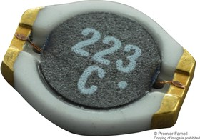 27T223C, INDUCTOR, 22UH, 500mA, 20%, SMD
