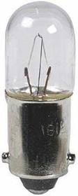 1815, LAMP, INCANDESCENT, MINI BAYONET/BA9S, 14V
