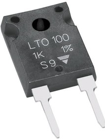 LTO100F25R00JTE3, RES, THICK FILM, 25R, 5%, 100W, TO-247