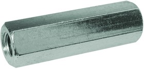M1267-3005-AL, SPACER/STANDOFF, HEX, AL, 4.5MM X 20MM