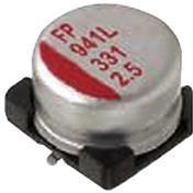 RSL1E150MCN1GB, ALUMINUM ELECTROLYTIC CAPACITOR, 15UF, 20%, 25V, SMD