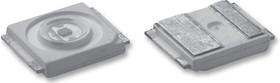 VSMY7850X01-GS08, Infrared Emitter 850nm 200mW/sr Circular Top Mount 2-Pin SMD T/R