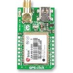 Фото 3/4 MIKROE-1032, GPS Click, Встраиваемый GPS модуль форм фактора mikroBUS на основе LEA-6S
