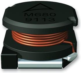 B82475M1223M000, Силовой Индуктор (SMD), 22 мкГн, 1.95 А, С Проволочной Обмоткой, 2 А, Серия B82475M1