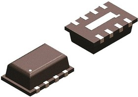 AD5116BCPZ5-500R7, Digital Potentiometer 5kOhm 64POS Non-Volatile 8-Pin LFCSP EP T/R