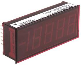 DSD-40BCD-RS-C, Standard Red Miniature 4 Digit, BCD Input, Slave LED Display
