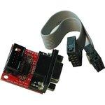 MOD-RS232, Плата расширения с разъемами UEXT и RS232