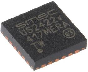 Фото 1/2 USB2422-I/MJ, 2-PORT USB 2.0 HUB CONTROLLER SQFN24
