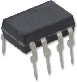 ILD755-2X007T, Optocoupler AC-IN 2-CH Darlington DC-OUT 8-Pin PDIP SMD T/R