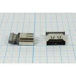 Фото 3/3 Гнездо HDMI с монтажной платой под пайку; № 14838 гн HDMI\19C\\\HDMI7008 WELDING\