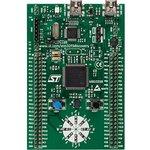 STM32F3DISCOVERY, Отладочная плата на базе MCU STM32F303VCT6 (ARM Cortex-M4), ST-LINK/V2, 9-DOF