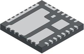 SIC632CD-T1-GE3, Gate Driver, 1 канал(-ов), Полумост, MOSFET, 31 вывод(-ов), PowerPAK MLP55, Logic