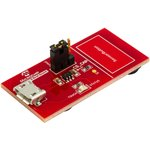 AC160219, Evaluation Kit, AT42QT1010 Capacitive Touch Controller ...