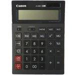 Калькулятор бухгалтерский Canon AS-888 II черный 16-разр.