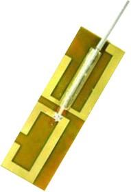MAF95310, PCB Antenna, 4.9GHz to 5.875GHz, 2 VSWR, 3.38dBi Gain, Vertical Polarisation, I-Pex Connector