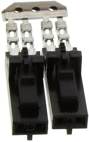14-56-7022, Разъем типа провод-плата, 2.54 мм, 2 контакт(-ов), Гнездо, SL 70400 Series, IDC / IDT, 1 ряд(-ов)