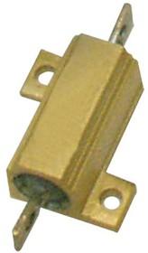 HSA504R7J, Резистор, Solder Lug, 4.7 Ом, 50 Вт, 1.25 кВ, ± 5%, Серия HS, Проволока