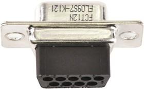 FL25P7-K120, D-Sub Crimp empty Shell 2