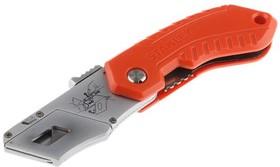 0-10-243, STANLEY POCKET FOLDING SAFETY KNIFE