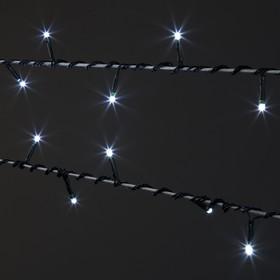Фото 1/8 400-002 / гирлянда бытовая электрическая нить / белый