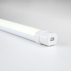 Фото 1/5 LTB34 / Светильник стационарный светодиодный LTB34 LED Светильник 120см 36W Connect белый
