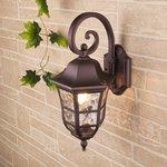 Фото 2/4 GL 1013D / Светильник садово-парковый Dorado D кофейное золото (GL 1013D)
