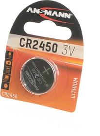 ANSMANN 5020112-RU CR2450 BL1, Элемент питания