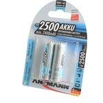 ANSMANN 5035432-RU AA 2500мАч maxE BL2, Аккумулятор