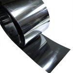 Лента нерж. сталь AISI 430 0,2 х 301 мм 1 метр