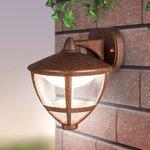 Фото 3/5 GL LED 3001D / Светильник садово-парковый со светодиодами Gala D брауни (GL LED 3001D)