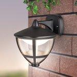 Фото 5/6 GL LED 3001D / Светильник садово-парковый со светодиодами Gala D черный (GL LED 3001D)