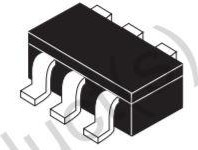 Фото 1/3 STG3157CTR, Analog Switch Single SPDT 6-Pin SOT-323 T/R