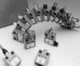 914CE16-9, Switch Limit N.O./N.C. SPDT Side Rotary Screw Mount 240VAC 28VDC 11.8N Rotary Cable