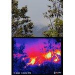 Фото 2/3 K45, Тепловизор для пожарных и МЧС от -20 до +650, 60Гц, IP67