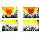 Фото 3/3 K45, Тепловизор для пожарных и МЧС от -20 до +650, 60Гц, IP67