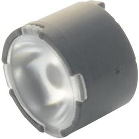 FA11047_LISA2-RS-PIN-OSL, Линза светодиода, Точечный, 9.9 мм, Круглая, PMMA (Полиметилметакрилат)