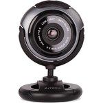 Камера Web A4Tech PK-710G серый 0.3Mpix USB2.0 с микрофоном