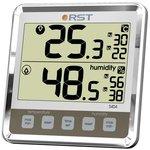 02404 RST Цифровой термогигрометр с большим дисплеем ...