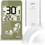 02257 RST Цифровой термометр с радиодатчиком . EAN 7316040022579