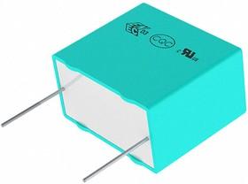 F862BS334K310Z, 0.33 мкФ, 310 В, 10% X2, Конденсатор подавления ЭМП