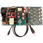 Фото 4/4 STR-USBC-4PORT-200W-EVK, USB AC-DC 4-Port 200W Source USB Evaluation Board for FUSB252, FUSB307, NCP1399 for FUSB252UMX