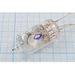Фото 2/2 кварцевый резонатор 1МГц с большим кристаллом в стеклянном корпусе СР, с гибкими выводами, 1000 \СР\\ 20\ 50/-60~85C\РК88СР-7ДУ\1Г 19x41