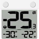 01289 Термометр цифровой уличный на липучке -30-+70. ...