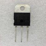 Фото 2/2 BU941ZP, Транзистор, NPN darlington+diode, 350В, 15А, 65 Вт [TO-218]