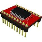 Адаптер SOIC 20 (SSOP 20) / DIP 20, Универсальный переходник ...