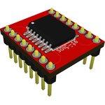 Адаптер SOIC 16 (SSOP 16) / DIP 16, Универсальный переходник ...