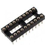 TRS-20 (SCSM-20)- (DS1001-01-20N), DIP панель 20-контактная ...