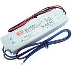 LPC-35-700, AC/DC LED, 9-48В,0.7А,33Вт,IP67 блок питания для ...