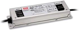 Фото 1/2 ELG-150-24A, AC/DC LED, 24В,6.25А,150Вт,IP65 блок питания для светодиодного освещения
